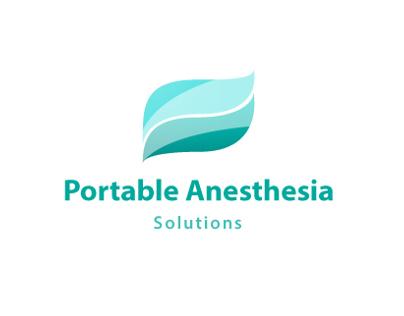 Portable Anesthesia Logo & Packaging