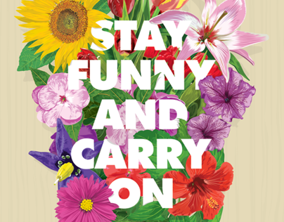 Stay Funny And Carry On