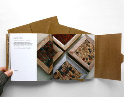 For the Love of Wood: Event Booklet & Website
