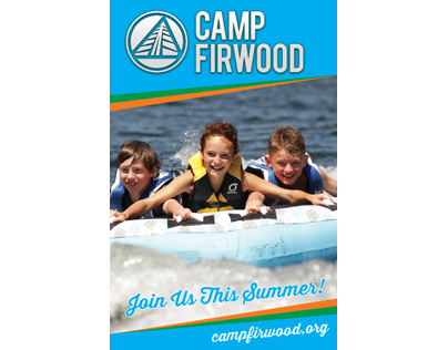 2014 Camp Firwood Brochure