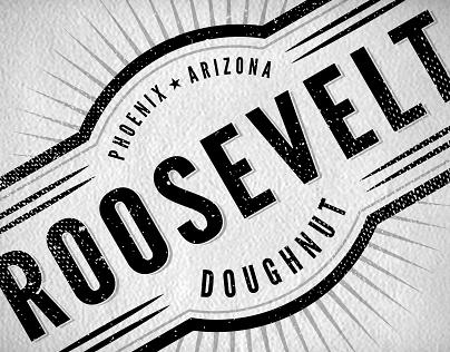 Roosevelt Doughnut / Brand Identity