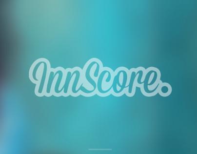 InnScore Mobile App UX/UI