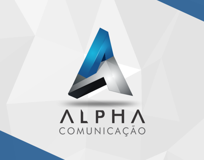 Comunicação Visual - Alpha