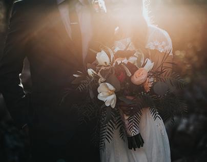 Website redesign for wedding portal