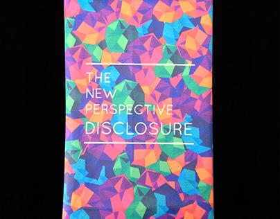 DISCLOSURE, magazine