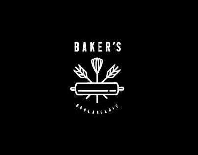 """""""Baker's"""" - bakery rebranding"""