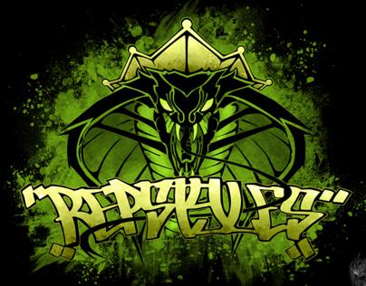Repstyles Logo Design