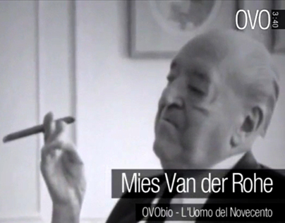 Mies Van der Rohe :: Biography