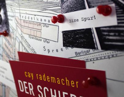 """book trailer """"Der Schieber"""""""