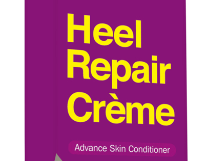 """Caresse Heel Repair Cream"""