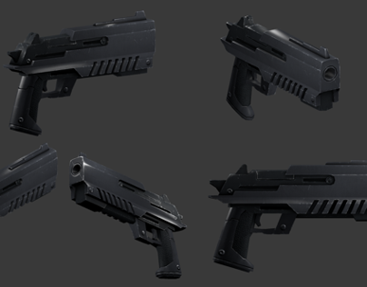 Game assets.