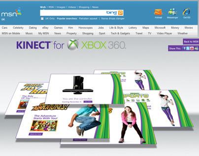 Microsoft Kinect - Media First Digital Advertising