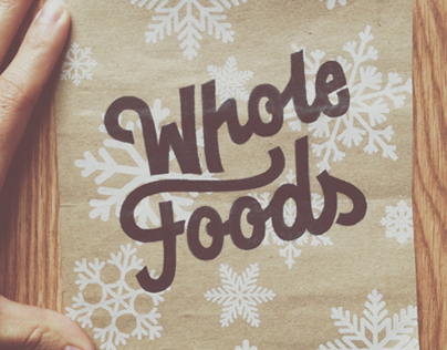 Whole Foods Chalk Art