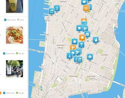 Hacking Foursquare for Footfalls
