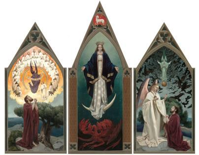 St. John of Revelation