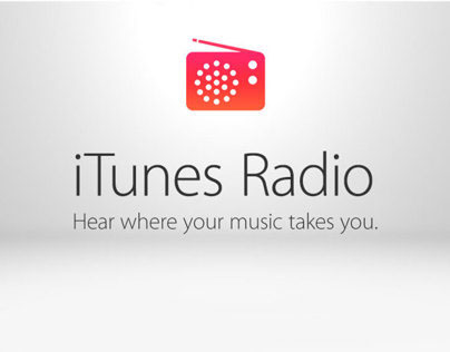 Apple iTunes Radio - TV Spot Concept