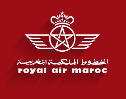 Royal Air Maroc - Flight Ticket Booking App