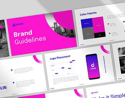 Brand Guideline Template