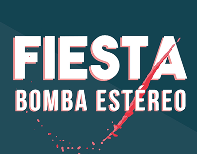 Fiesta - Bomba Estéreo (Lyric Video)