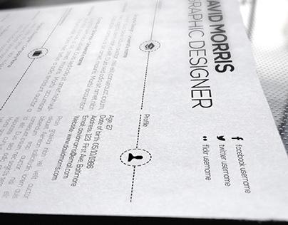 Smart resume - CV
