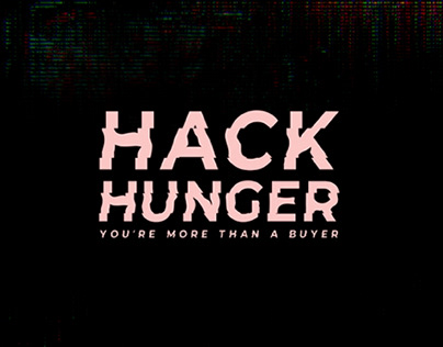 Hack Hunker - WFP - Cannes Young Lions