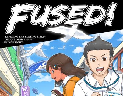 Fused! Comic
