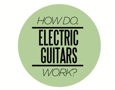 how do electric guitars work on behance. Black Bedroom Furniture Sets. Home Design Ideas