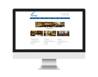 Capitol Hotel Website
