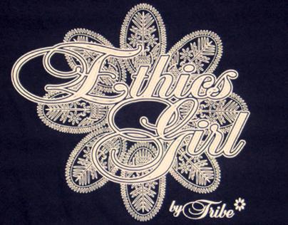 Ethics Girls Bamboo T-shirt