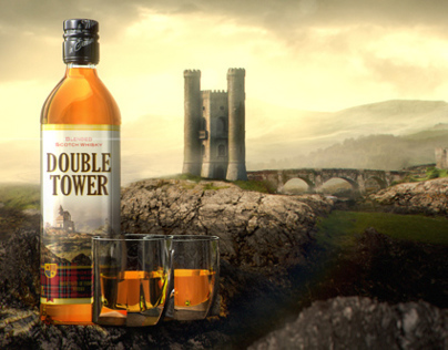 Whiskey - Double Tower