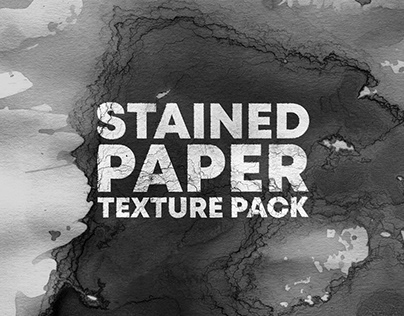STAINED PAPER TEXTURE PACK