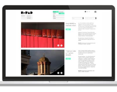 RePad website