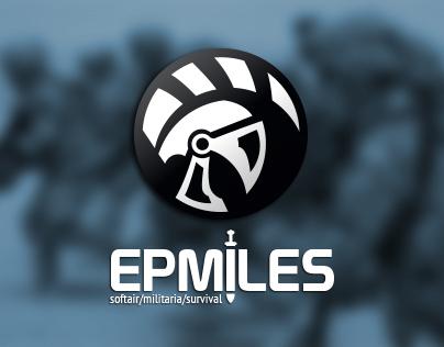 EP Miles - Re-branding