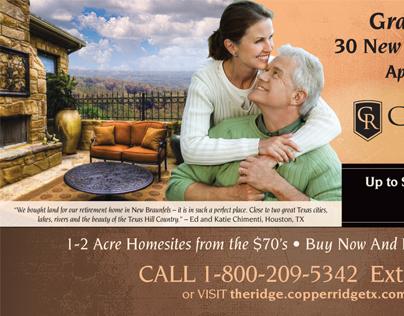 Southerland Communities LLC., Postcards