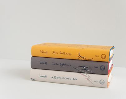 Series for Virginia Woolf