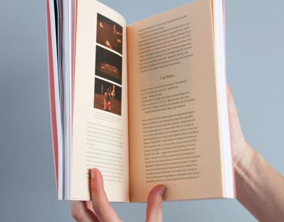 A book for Pina Bausch