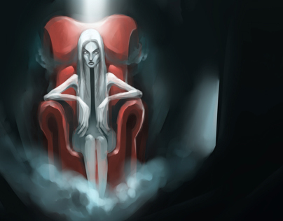 Necromancer's Queen