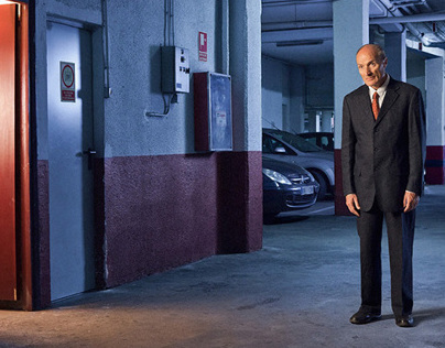 """Lost in a garage"" series"
