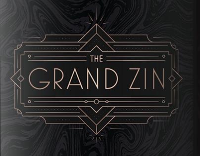 The Grand Zin, Wine Bottle Label Contest