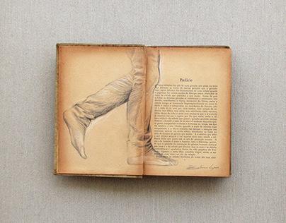 Feet & Books III