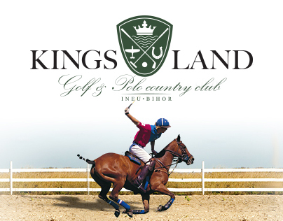 Kings land - Golf, Polo & Country Club Web Design