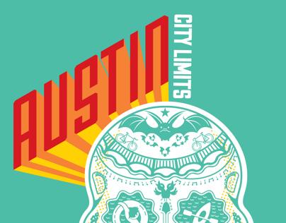 Austin City Calavera