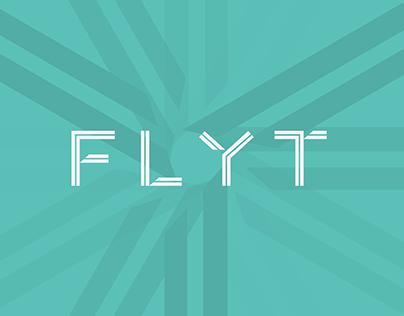 FLYT— Brand Identity & Website