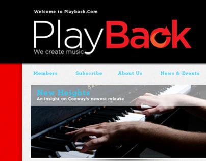 Playback Magazine