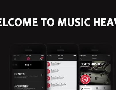 BeatsMusic Ad