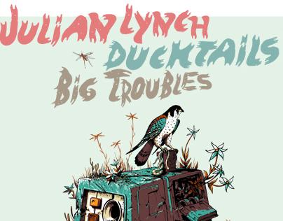 Julian Lynch / Ducktails Poster