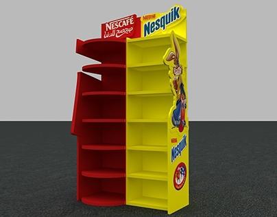 Nestle (Nesquik & Nescafe)
