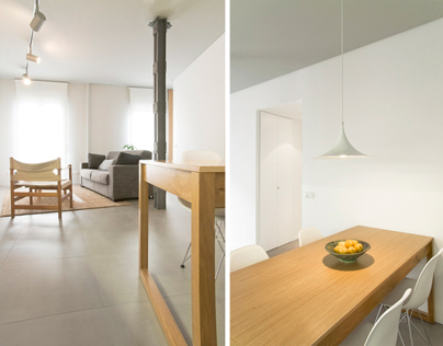 lighting project @ DaDo apartment_ Madrid