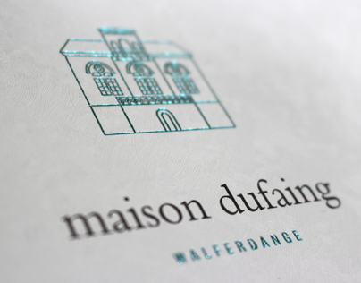 Maison Dufaing corporate book