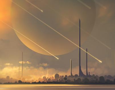Universes - Illustrations Nov 2013